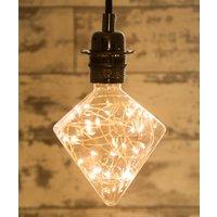 Decorative Diamond LED Light Bulb