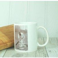 Personalised Cricket Legend Mug