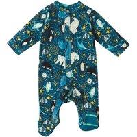 Arctic Baby Sleepsuit