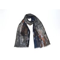 Wool Cashmere Scarf, Limited Edition 'Wholesome'