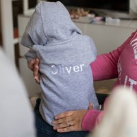 Personalised Baby Tracksuit