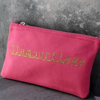 Glamourflage Cosmetic Bag