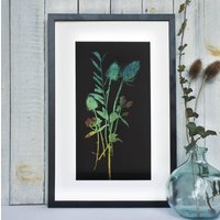 Autumn Number Two Limited Edition Framed Giclee Print