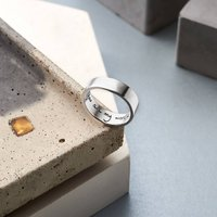 Your Own Handwritten Message Ring