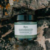 Mens Skincare All Natural Exfoliating Eucalyptus Scrub