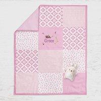Personalised Baby Blanket Fairy