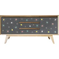 Atomic Hand Made Sideboard