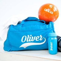 Personalised Childrens Sports Bag