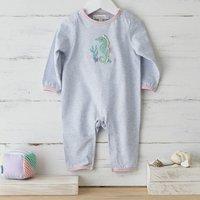 Crochet Seahorse Babygrow