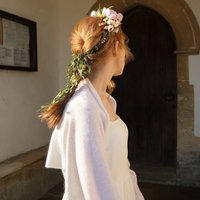 Pure Cashmere Bridal Shrug