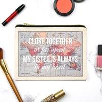 Make Up Bag Gift For Sister