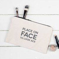 Funny Make Up Bag Pouch
