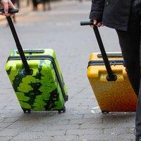 Eco Friendly Fruit Case Suitcase
