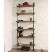Holmes Bespoke Reclaimed Scaffolding Board Shelves