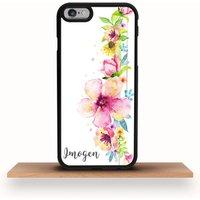 Summer Flowers iPhone Case Personalised