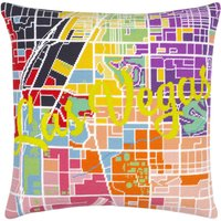 Las Vegas City Map Tapestry Kit