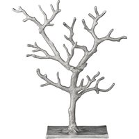 Silver Jewellery Tree Gift For Her, Silver