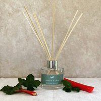 Rhubarb And Mint Reed Diffuser