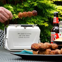 Personalised Fathers Day Garden BBQ