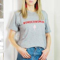 Wonderwomum Super Mum T Shirt