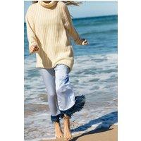 Ocean Silk Trousers