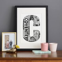 Coventry Print Graduation Gift