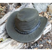 The Wilderness Waxed Cotton Hat