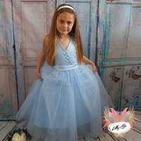 Greta Flower Girl Dress ~ Lilly + Bo Collection