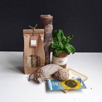 Bird Food And Hanging Feeder Gift Set