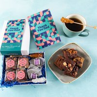 ´Thank You Dad´ Gluten Free Afternoon Tea For Two Gift