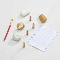 Personalised Napkin Ring Craft Kit