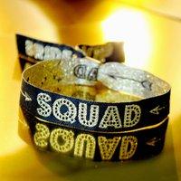 Bride Squad Bachelorette / Hen Party Wristbands