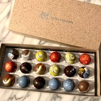 Design Your Own Box Of 18 Chocolates