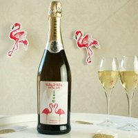 Personalised Engagement / Wedding Prosecco