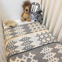 Welsh Baby Blanket