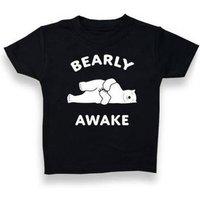 'Bearly Awake' Unisex Tee