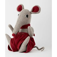 Large Shrew Soft Toy Handmade And Personalised