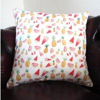 Fruity Summer Cushion