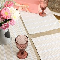 Table For Two Home Dining Linen Set
