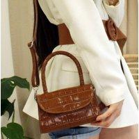 Personalised Micro Flap Bag