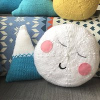 Summer Cushion Collection Knitting Pattern Set