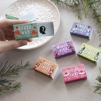 Matchbox Games Six Alternative Crackers