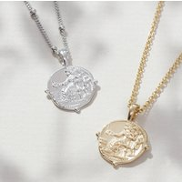Aphrodite Coin Necklace For Love And Beauty