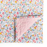 Quilt Made With Liberty Fabric Betsy