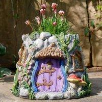 Fairy Garden Flower Pot Planter