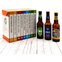 Craft Beer Boxset Containing Eight Beers