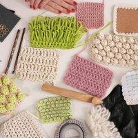 Digital Crochet Masterclass And Craft Kit