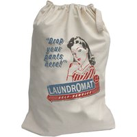 Bedroom Laundry Bag Personalised