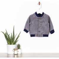 Bomber Jacket For Baby Boys