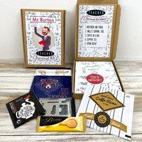 Personalised Teacher Survival Kit Treatbox